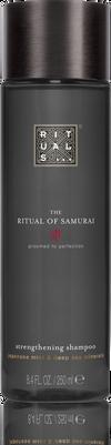 The Ritual of Samurai Shampoo