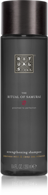 The Ritual of Samurai Shampoo