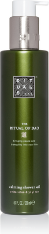 The Ritual of Dao Shower Oil