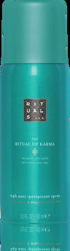 The Ritual of Karma Anti-Perspirant Spray 24H