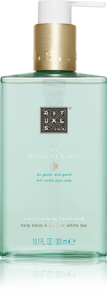The Ritual of Karma Hand Wash