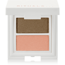 Miracle Duo Eye Shadow Pink & Safari
