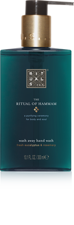 The Ritual of Hammam Hand Wash