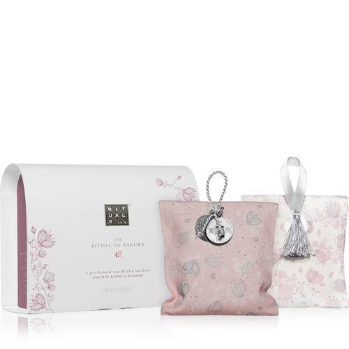The Ritual of Sakura Wardrobe Sachet USA