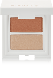 Miracle Duo Eye Shadow Terra & Gold