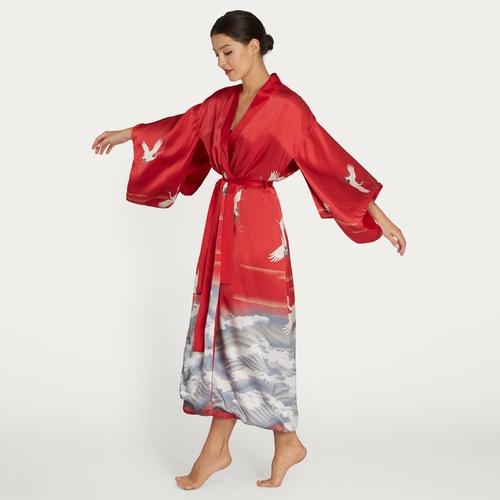 Tsuru Kimono -
