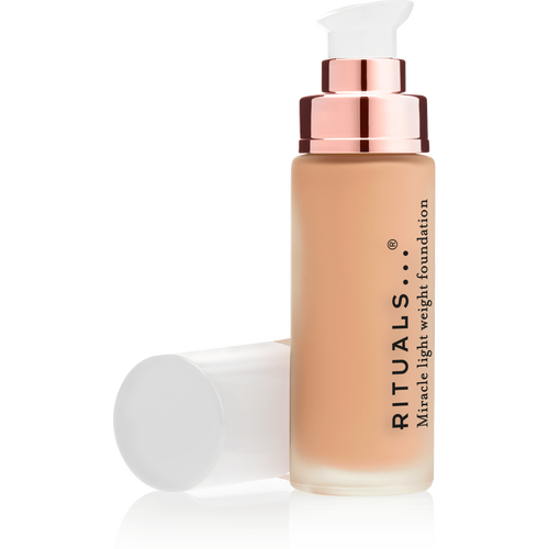 Miracle Light Weight Foundation Pink Beige