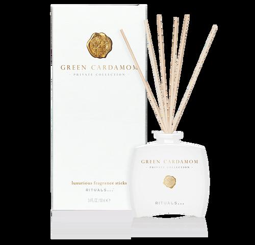 Green Cardamom Mini Fragrance Sticks