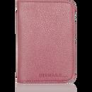 Passport Holder - Vintage Pink