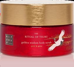The Ritual of Tsuru Body Scrub
