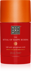 The Ritual of Happy Buddha Anti-Perspirant Stick