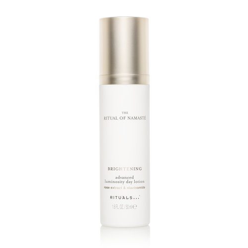 The Ritual of Namaste Brightening Day Lotion