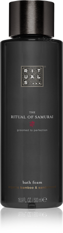 The Ritual of Samurai Bath Foam