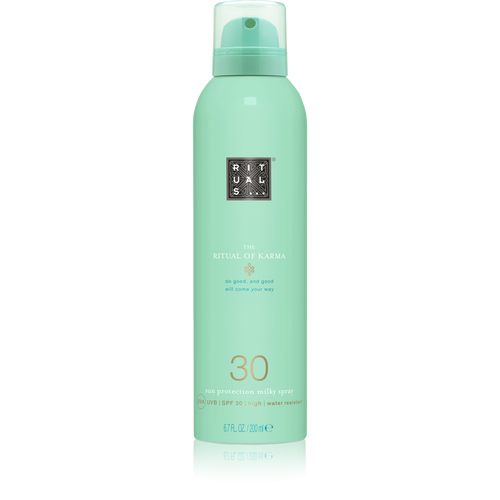 The Ritual of Karma Sun Protection Milky Spray 30