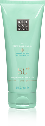 The Ritual of Karma Sun Protection Lotion Kids 50+