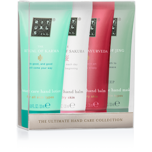 The Ultimate Hand Care Collection 4x 20ml