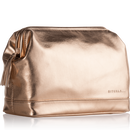 Luxury Travel Bag For Her - Metallic Rose