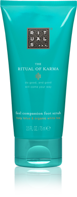 The Ritual of Karma Foot Scrub