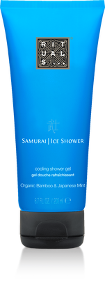 Samurai Ice Shower