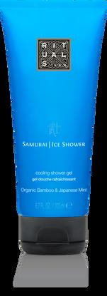Samurai Ice Shower