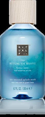 The Ritual of Banyu Splash Mask