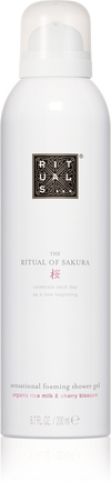 The Ritual of Sakura Shower Foam