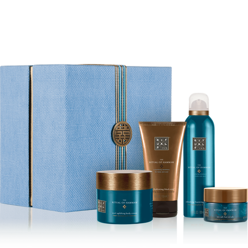 The Ritual of Hammam - Purifying Collection