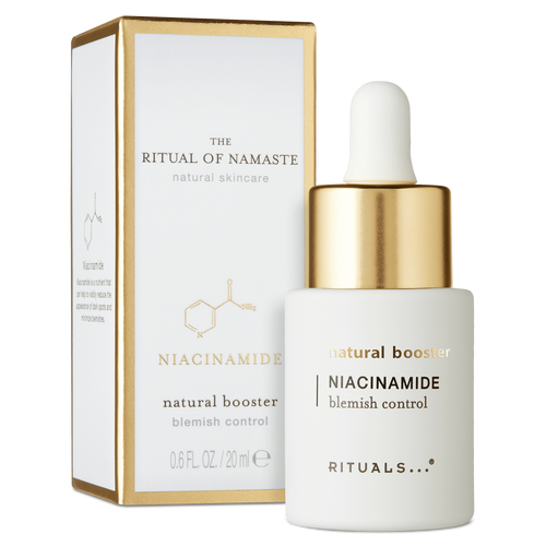 The Ritual of Namaste Niacinamide Natural Booster