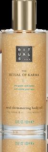 The Ritual of Karma Body Shimmer Oil