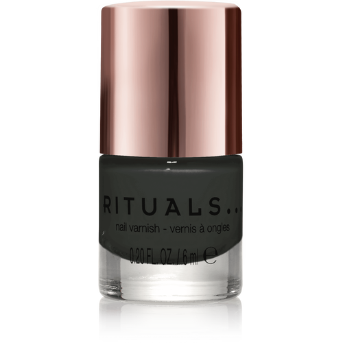 Miracle Nail Varnish Charcoal