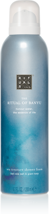 The Ritual of Banyu Foaming Shower Gel