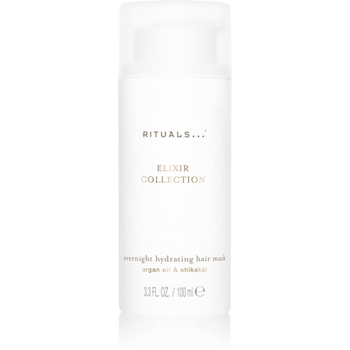 Elixir Collection Overnight Hydrating Hair Mask