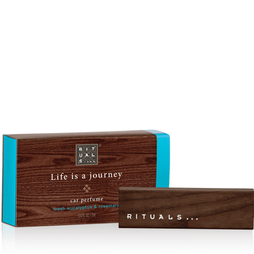 Life is a Journey - Hammam Car Perfume