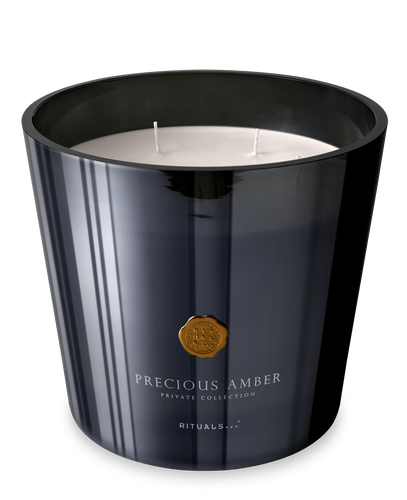 XXL – Precious Amber Scented Candle