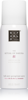 The Ritual of Sakura Anti-Perspirant Spray