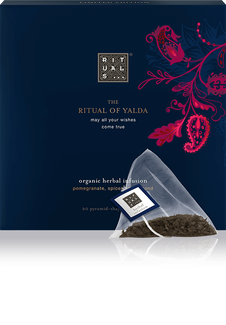 The Ritual of Yalda Tea