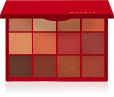 Miracle Red Smokey Eye Palette