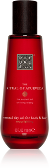 The Ritual of Ayurveda Dry Oil VATA