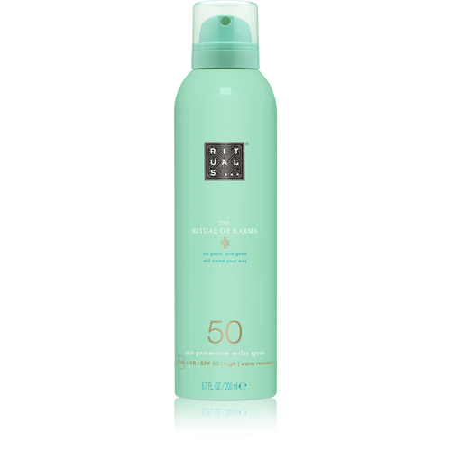 The Ritual of Karma Sun Protection Milky Spray 50