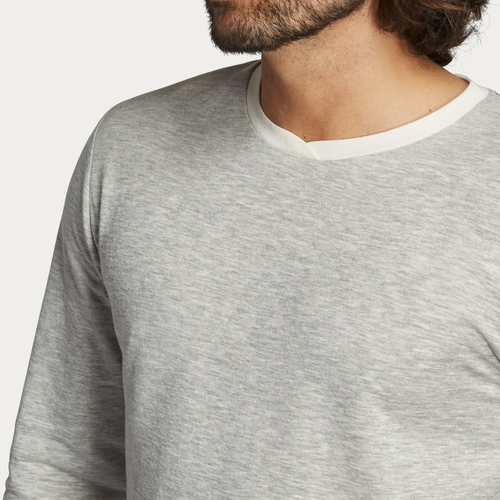 Torch - Grey melange - L