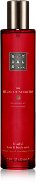 The Ritual of Ayurveda Hair & Body Mist