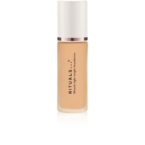 Miracle Light Weight Foundation USA Ivory Beige