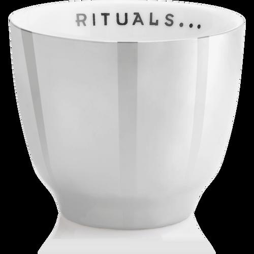 Handmade Tea Cup - silver