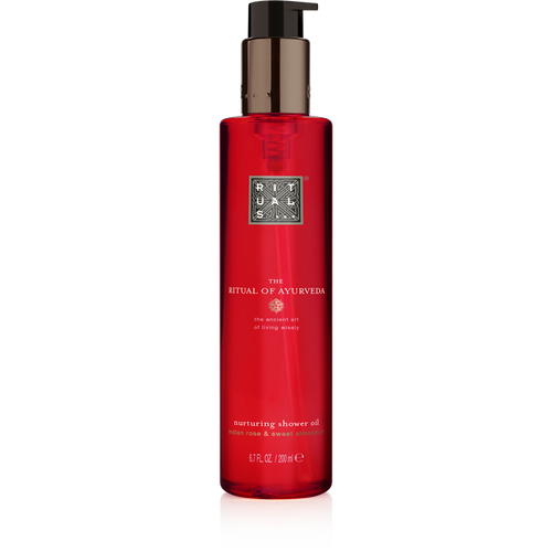The Ritual of Ayurveda Shower Oil