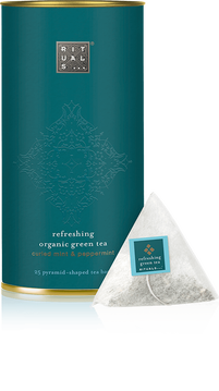 The Ritual of Hammam Organic Tea