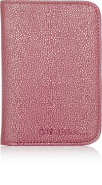 Passport Holder - Vintage Pink