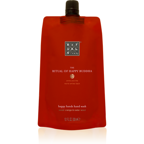 The Ritual of Happy Buddha Refill Hand Wash