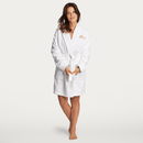 Mrs Bathrobe - White -