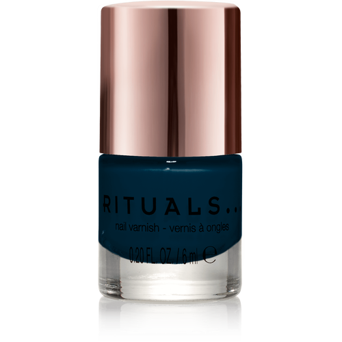 Miracle Nail Varnish Petrol Blue