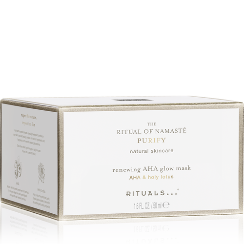 The Ritual of Namasté Glow Mask